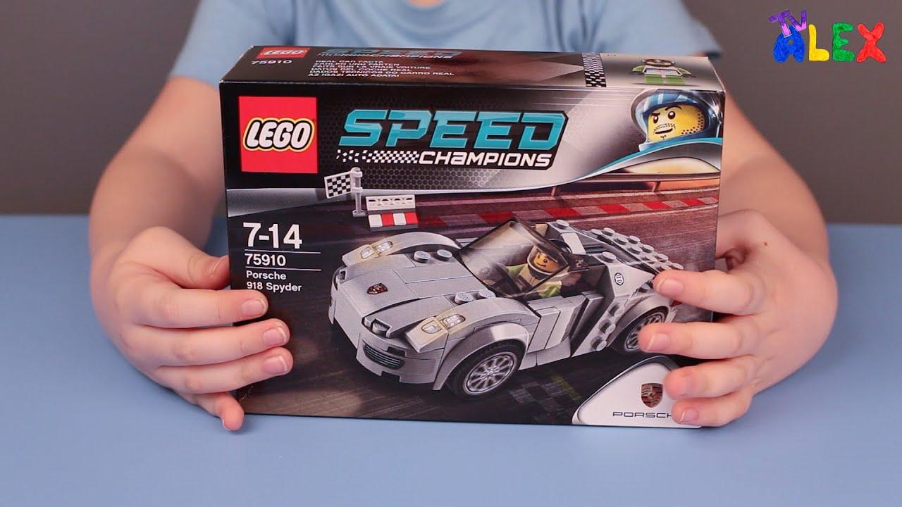 maxresdefault Mesmerizing Porsche 918 Spyder Lego Review Cars Trend