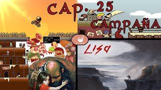 Lisa The Painful Cap 25 Gameplay Espaol Campaa