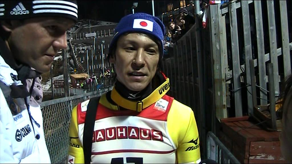 Noriaki Kasai im Interview - 08.03.2014 Trondheim - YouTube