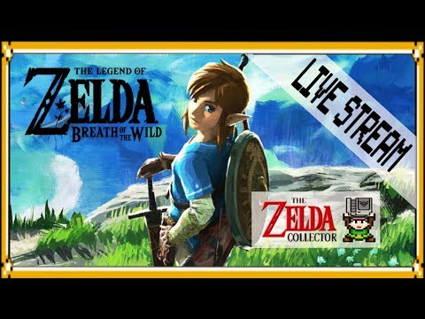 Hyrule Adventures - Breath Of The Wild - General Play - The Zelda Collector