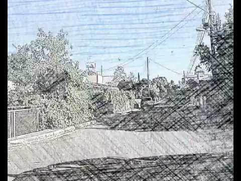 My Life Cartoonatic #002 - Nicosia Roads