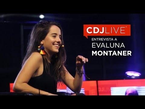 CDJ Live | Entrevista Evaluna Montaner | Programa 3