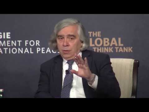 U.S. Secretary of Energy Ernest Moniz on the COP21 Climate Conference