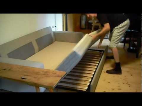 Ikea Ektorp Sofa Youtube