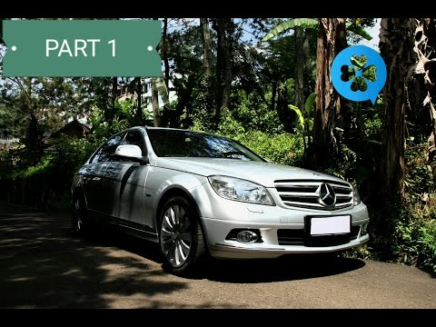 Nyobain: Mercedes Benz C230 Eleg. W204 Pre-FL | Beli C class bekas? Why not!? (Part1/2)