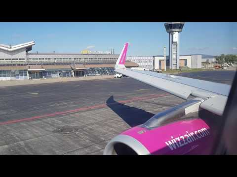 Wizz Air Take Off from Košice International Airport (KSC) to London Luton Airport (LTN) HA-LYD