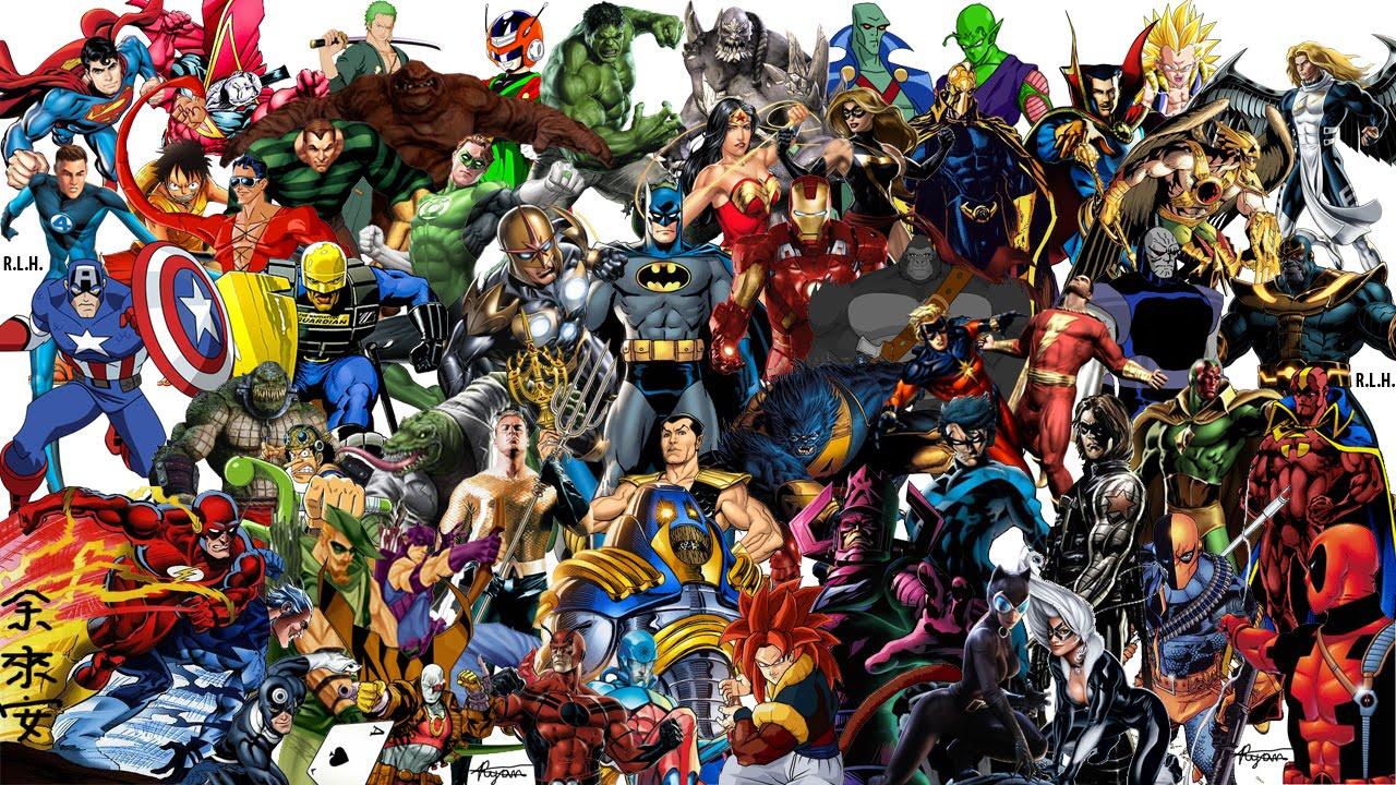 accurate rank 100 most powerful strongest dc comics vs marvel vs anime vs manga youtube. Black Bedroom Furniture Sets. Home Design Ideas