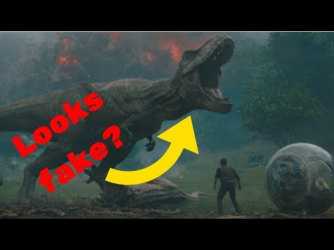 A Short Rant on Jurassic World 2 and CGI