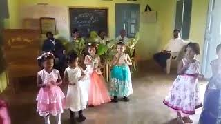 bahala olle nam mis u brunda k naik and gmhpschool childrens hogarehally