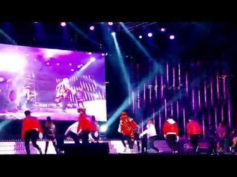 P.A.S (Malaysia Team) - In K-POP International Cover Dance Competition In Busan 2015