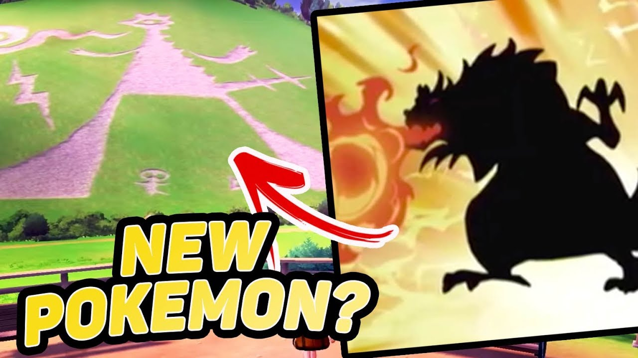 Possible Link To New Legendary Pokemon For Pokemon Sword And Pokemon