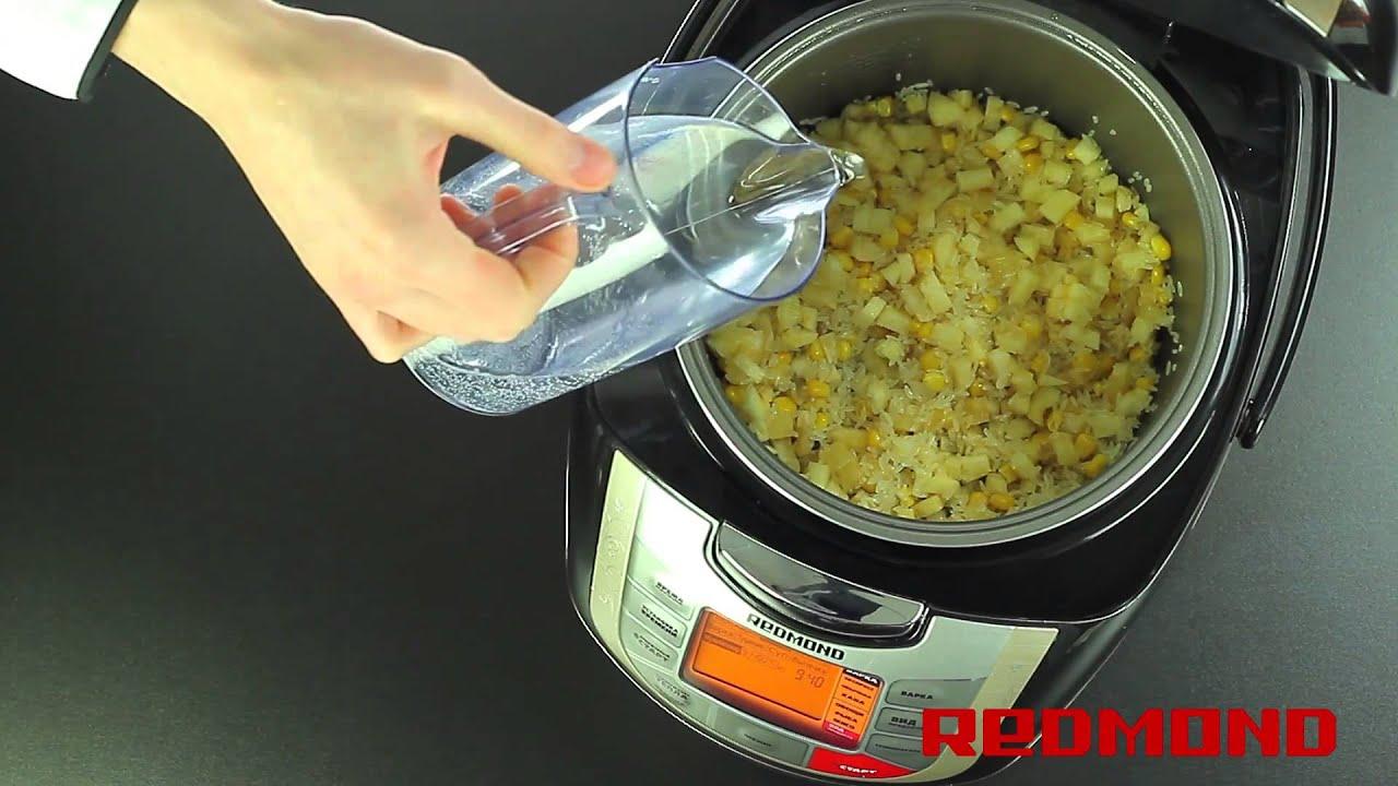 Рисовая каша с яблоками в мультиварке рецепт без сахара