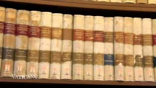 VATICANO - Library dedicated to Benedict XVI opened in Rome