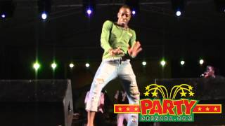 "Mr. Killa at Romain Virgo ""Who feels it knows it"" Concert March 30th, 2012"