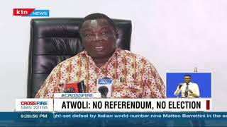 COTU boss Francis Atwoli wants 2022 polls delayed by a year if BBI flops in court of appeal