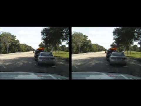 Sandra Bland dashcam video: A side-by-side comparison