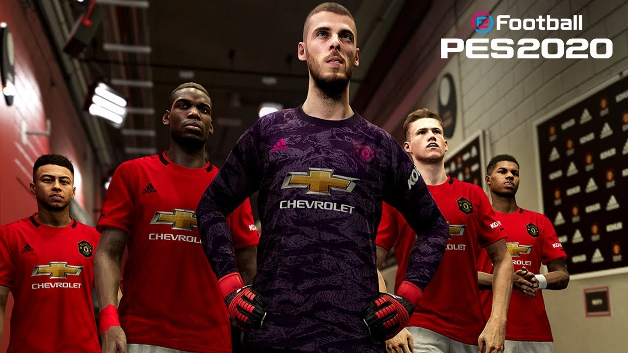 Manchester United teams up with Konami on new eFootball ...