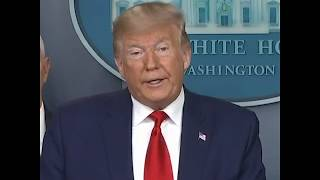 President Donald Trump confirms first U.S. coronavirus-related death   ABC News