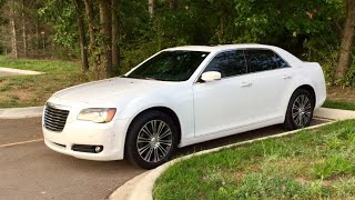 Why I'm Selling my 2013 Chrysler 300