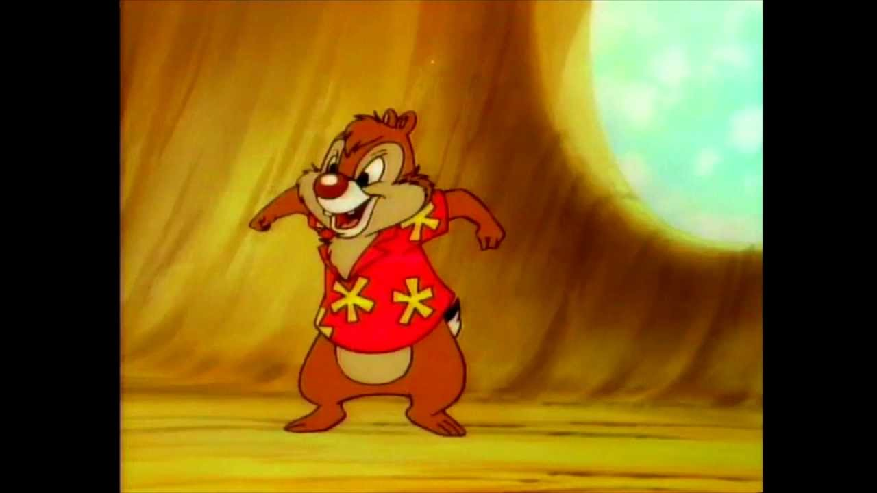 Chip 'N Dale Rescue Rangers Intro [HQ] - YouTube