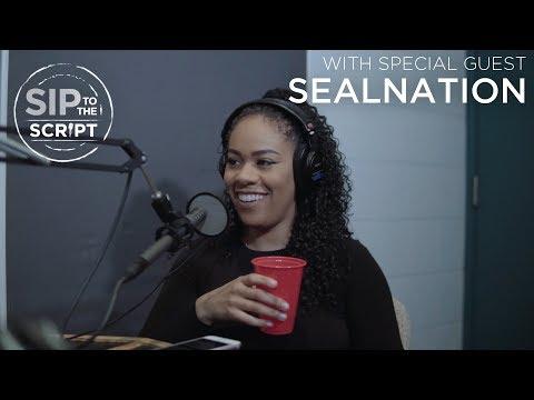 Sip to the Script : SealNation talks Cityinthree, working with Narcity, Kim Kardashian & more !