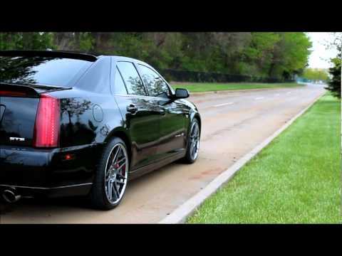 573HP / 583 TQ Cadillac STS-V - Blower Whine & Exahust  2009+ CTS-V Killer