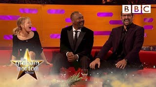 How Louis Theroux put porn stars at ease | The Graham Norton Show - BBC