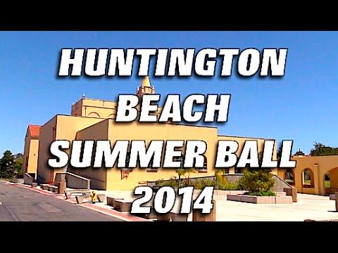 Huntington Beach Football (CA) UTR Summer Ball 2014