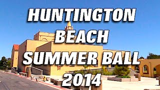 Huntington Beach Football (CA) UTR Summer Ball 2014