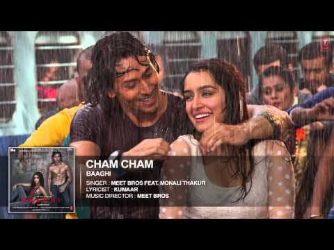 Cham Cham Full HD Song ~Baaghi~ Tiger...