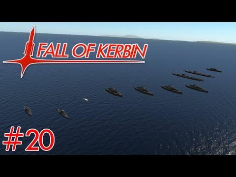 KSP Fall Of Kerbin #20 : Calm Before The Storm