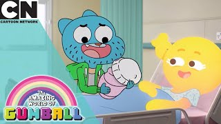 The Amazing World of Gumball | Gumball Becomes A Father | Cartoon Network