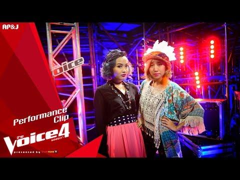 The Voice Thailand - ว่าน VS เปอติ๊ด  - Bad Time+ดวงใจยังมีรัก - 18 Oct 2015