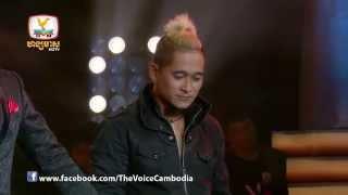 The Voice  Cambodia - ឈីន សំណាង VS សុភា សំណាង - ចំណេះជិះកឯង- 28 Sep 2014