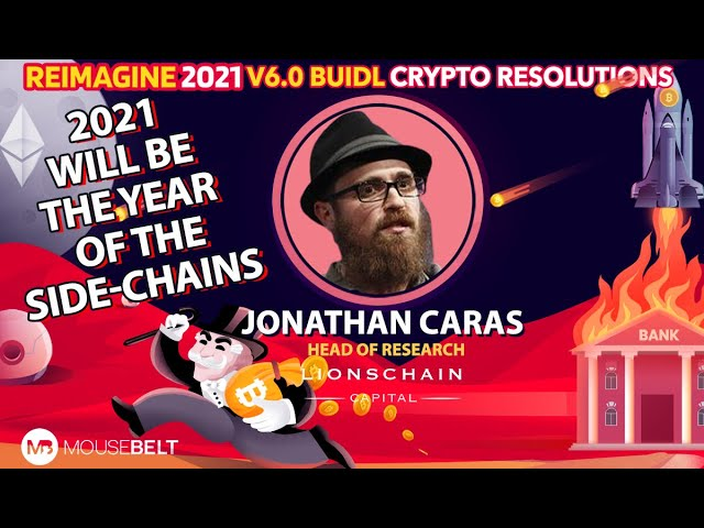 Jonathan Caras - Lionschain Capital - Hedge Fund