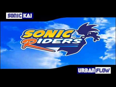 Sonic Riders Music: THEME OF GREEN CAVE