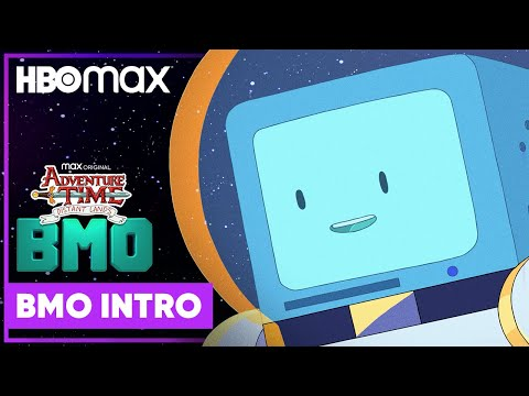 Adventure Time: Distant Lands   BMO Intro   HBO Max Family