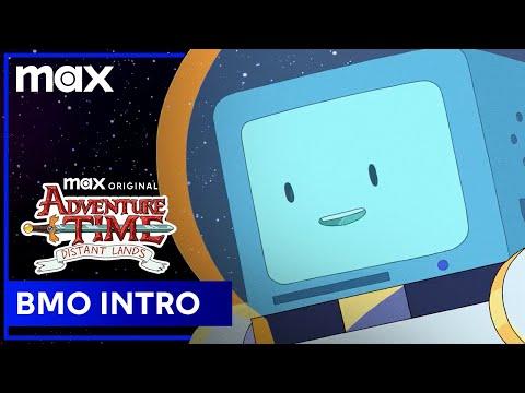 Пригоди БіМО у першому фрагменті спецвипуску «Adventure Time: Distant Lands»