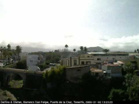 2009 01 02 puerto de la cruz webcam c mara r pida tenerife youtube - Puerto de la cruz webcam ...