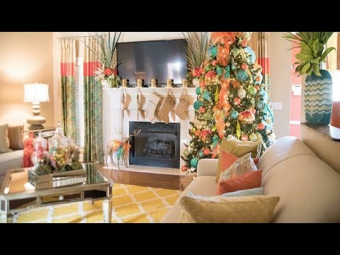 Clean Christmas Home Tour + Family Traditions