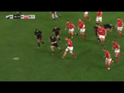 The Fastest Man In World Rugby