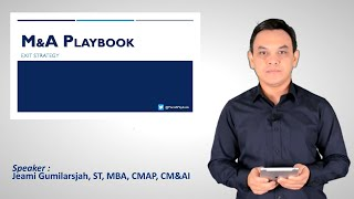 Exit Strategy Dalam Merger dan Akuisisi - Buku Merger & Acquisition Playbook