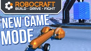 Robocraft - Game Update MOBA Game Mode! Respawned and Overclocked - Funny Moments