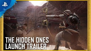 Assassin's Creed Origins: The Hidden Ones DLC - Story Expansion | PS4