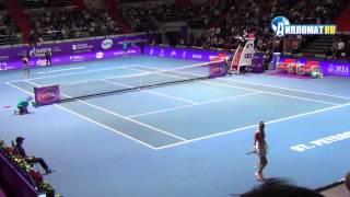 Saint-Petersburg Ladies Trophy 2016. Belinda Bencic vs Roberta Vinci
