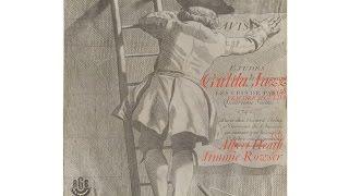 FRIEDRICH GULDA - GULDA JAZZ (Full Album)