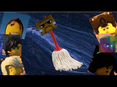 NINJAGO MASTER CLASS PARODY | The Ninja bent reality and Wu is a mop