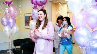 видео Шары на выписку из роддома – купить в Москве воздушные шарики для новорожденных с доставкой