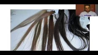 Como realizar un color ceniza  How to do an Ashen Hair