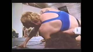 hd fullStrong Woman vs Smaller Woman Wrestling by Anna Burke